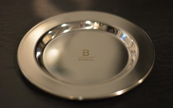 BEDELL STAINLESS COASTER Image