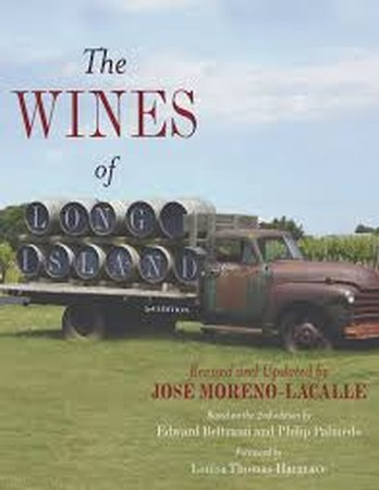 THE WINES OF LONG ISLAND - 3rd Edition